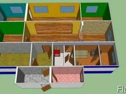 Мобильные здания