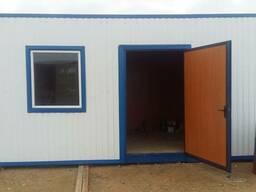 Блочно модульное здание - photo 3