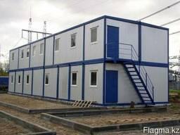 Здание модульное в Казахстане (мобильное здание)