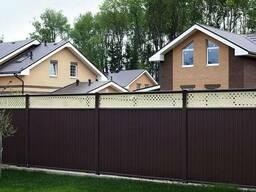 Модульные ограждения Grand Line (идеальный вариант для дома)
