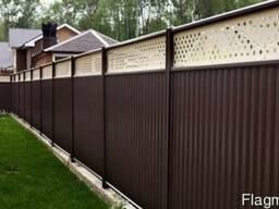 Модульные ограждения Grand Line (идеальный вариант для дома) - фото 5