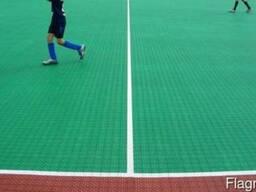 Спортивные покрытия для универсальных площадок