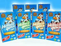 Молоко ультрапастеризованное (UHT) TBA