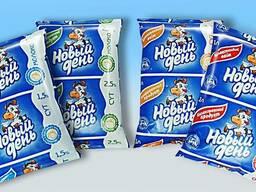 Молоко ультрапастеризованное (UHT) TFA