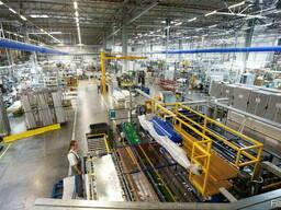 Монтаж и подключение технологического оборудования