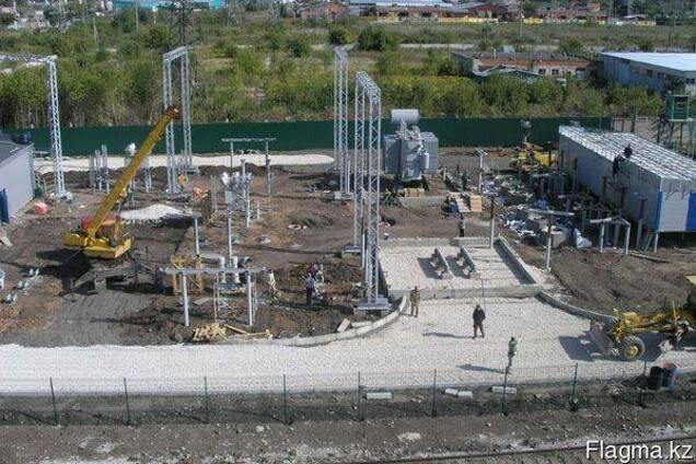 Монтаж и производство комплектного силового оборудования