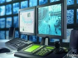 Монтаж системы видеонаблюдения - фото 3