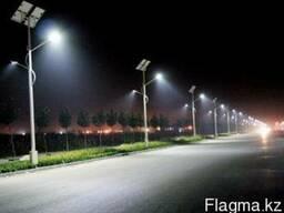 Монтаж светильников, фонарей, прожекторов - фото 1