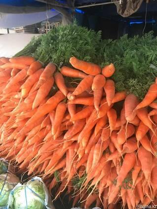 Морковь свежая Узбекистан