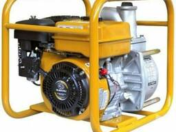 Мотопомпа бензиновая Huter MPD-80 (для грязных вод)