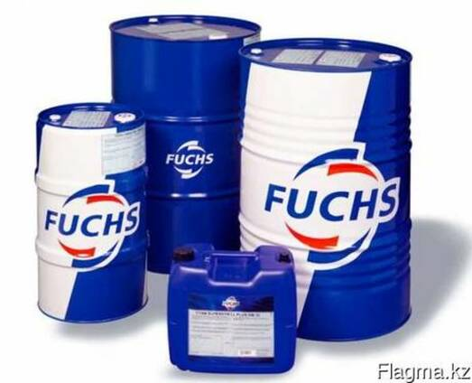 Гидравлическое, гидратрансмиссионное масло FUCHS Titan