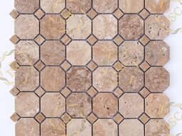 Мозайка из натурального камня