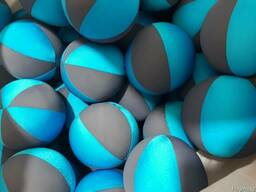 Мячи поролоновые для доджбола - фото 1
