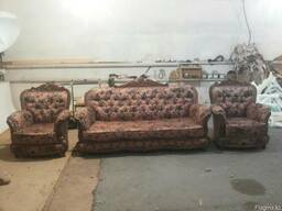 Мягкая мебель классика - фото 2