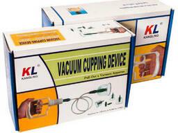 Набор вакуумных массажных банок Kangling [6, 12]