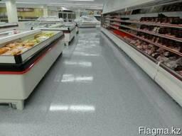Наливные полы-Магазины и торговые центры