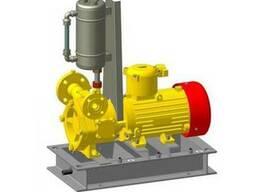 Насос КМВГ 40-25-150Е для перекачки сжиженных газов (СУГ)