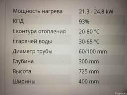 Настенный Газовый котел Баймак BYM-SE 24, монтаж, сервис - фото 3