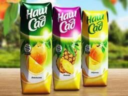 Натуральный сокосодержающий напиток
