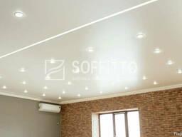 Натяжные Потолки в Рассрочку   Soffitto - фото 2