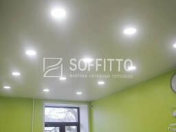 Натяжные Потолки в Рассрочку   Soffitto - фото 7