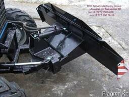 Навесное оборудование поворотный отвал бульдозерный ОБГ-2000