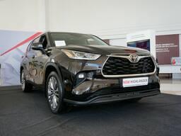 Новый Toyota Highlander Тойота Хайлендер 2020 г