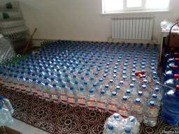 Вода очищенная питьевая