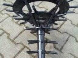 Оборудование для окучника - ежи