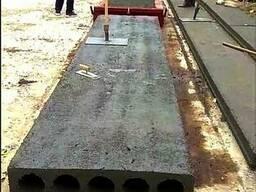 Оборудование для производства бетонных плит перекрытия;