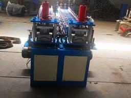 Оборудование для производства евроштакетника China chengdu