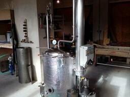 Оборудование для промышленной дистилляции эфирных масел