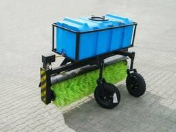 Оборудование Щеточное поливо-моечное бак 300 литров ИУЦЛ МТЗ-80-82