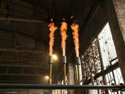 Оборудования для замещения природного газа и др. топлива