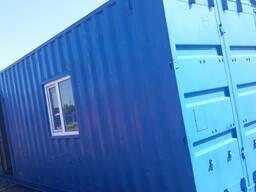 Обшивка контейнеров - фото 4