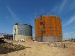 Очистка/окраска металлоконструкций и бетона
