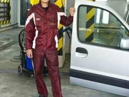 Одежда для автомойки в Астане