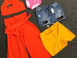 Одежда сток Boohoo