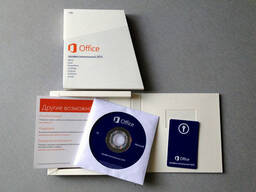 Office 2013 Professional BOX CK Russian