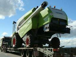 Оформление спецразрешения на перевозку негабаритных грузов