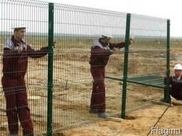 Ограждения в Казахстане по ценам производителя - фото 2