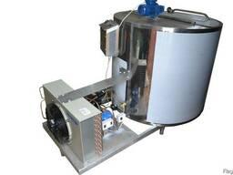 Охладитель молока вертикального типа 500 литровый