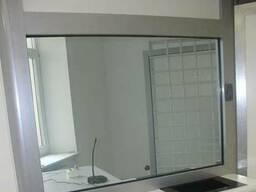 Окна рентгенозащитные 2,0-2,5 Pb