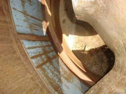 Опорный блок на дробилку кмд-ксд 1750 и станина - фото 4