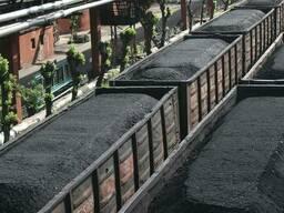 Оптовая торговля угольной продукции и прочим топливом
