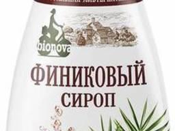 Органический финиковый сироп, 230 г