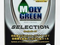 Оригинальные моторные масла MolyGreen