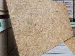 OSB-3 10 мм плиты древесно стружечные