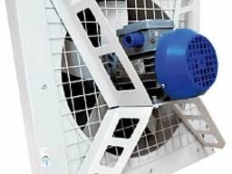 Осевой вентилятор оконный ВО-380В