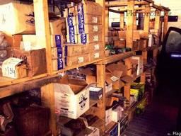 Остатки склада